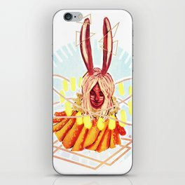 Bunn iPhone Skin