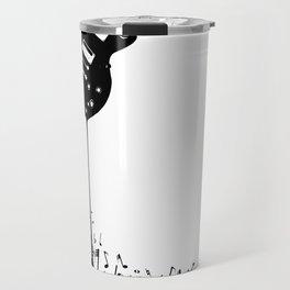 Bubbling Musical Notes Travel Mug