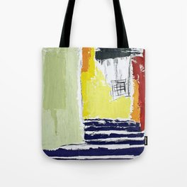 town view Tote Bag