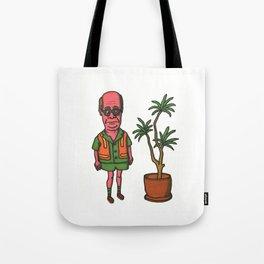 Plant Man Tote Bag