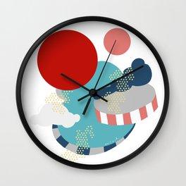 Puglia Wall Clock