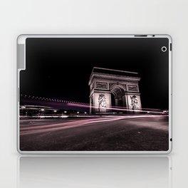 Arc de triomphe Paris France Laptop & iPad Skin