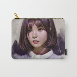 Portait of Eunha Carry-All Pouch
