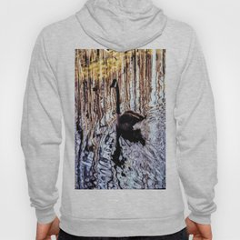 Abstract Waters Hoody