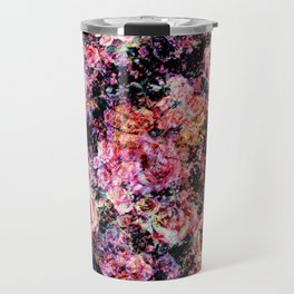 Polychromatic Roses Travel Mug