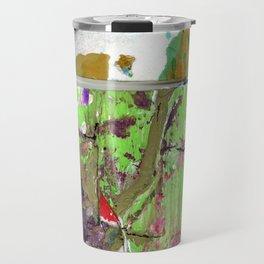 Green Earth Boundary Travel Mug