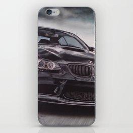 Sport Car iPhone Skin