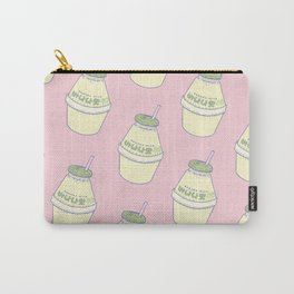 Banana Milk Carry-All Pouch
