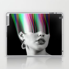 The Glitch Experience Laptop & iPad Skin
