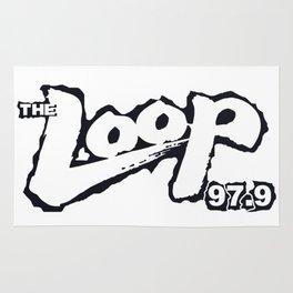 The Loop 97.9 Illinois Radio Rug