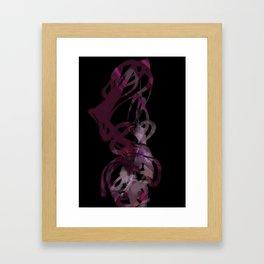 iPad Nude Framed Art Print