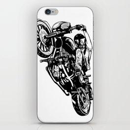 Wheelee iPhone Skin