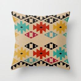 Bohemian n2 Throw Pillow