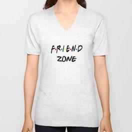 Friend Zone Unisex V-Neck