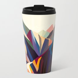 Mountains original Travel Mug