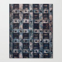 Casa Canvas Print