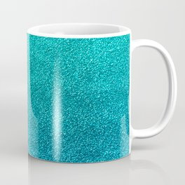 Faux Glitter Coffee Mug