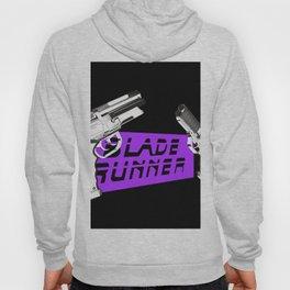 Time to die Version Neon Purple Hoody