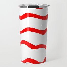 Mariniere marinière – new variations III Travel Mug