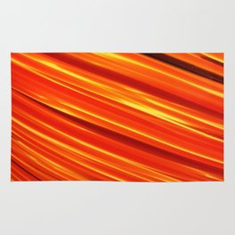 Fire colors Rug