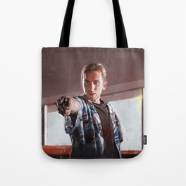 Open The Case - Pulp Fiction Tote Bag