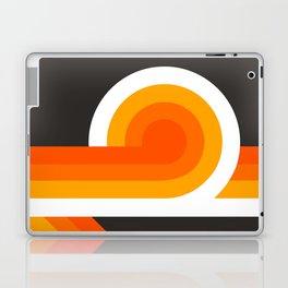 Flame Looper Laptop & iPad Skin