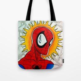SPIDEY SENSES Tote Bag
