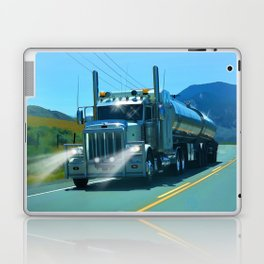 On the Highway Home Laptop & iPad Skin
