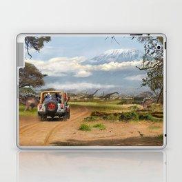 A trip in Tanzania Laptop & iPad Skin