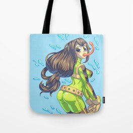 Froppy Tote Bag
