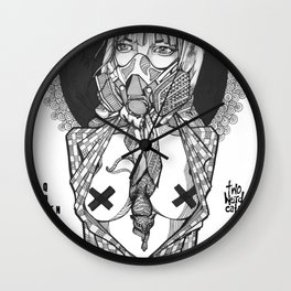 QOW // Awen Wall Clock