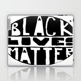 Black Lives Matter Filled Laptop & iPad Skin