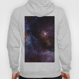 Space Nebula Hoody