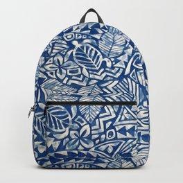 Hawaiian tribal pattern Backpack