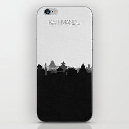 City Skylines: Kathmandu iPhone Skin