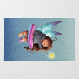 the lazy fairy godmother Rug