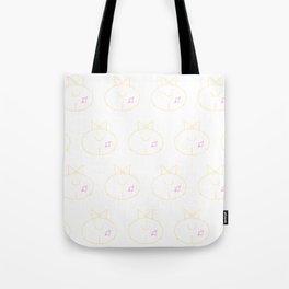 Corgi Butt Pattern Tote Bag