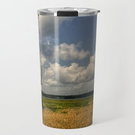 Salt Marsh Travel Mug