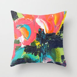inkdelusion Throw Pillow