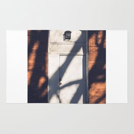 Light and Shadow, In the Door series, from my street photography collection Rug