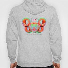 Infinite Possibilities - (Neon Infinity Flamingo) Hoody