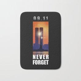 09,11 - September 11 attacks - New York - World Trade Center Bath Mat
