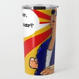 Falco Pop Art-ist Travel Mug