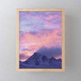 Rose Serenity Sunrise III Framed Mini Art Print