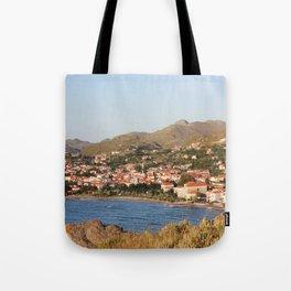 Myrina in the Spring Tote Bag