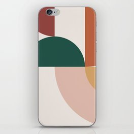Abstract Geometric 12 iPhone Skin