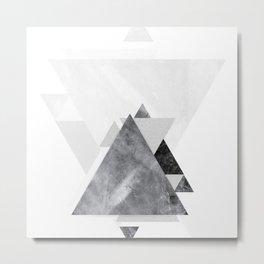 GEOMETRIC SERIES II Metal Print