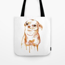 unlucky dog Tote Bag