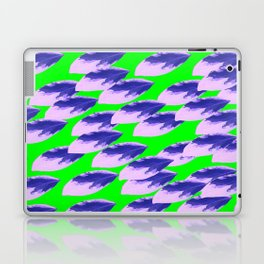 The Limeade Leaves Laptop & iPad Skin