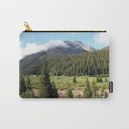 Mineral Creek - Heart of the 1880's Silver and Gold Rush in the San Juans Carry-All Pouch